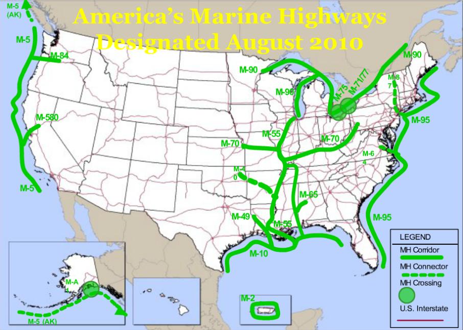 NMSAC September Meeting Part - Us highway map east coast